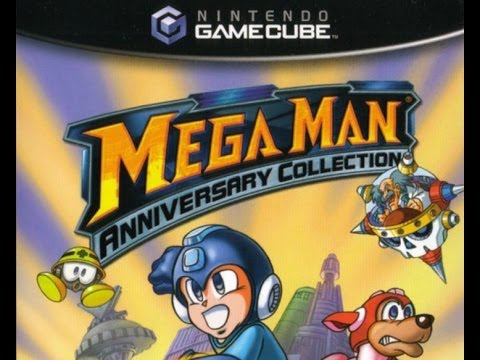 mega man anniversary collection gamecube iso