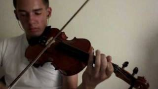 Touchin On My (Violin Cover) - 3OH!3