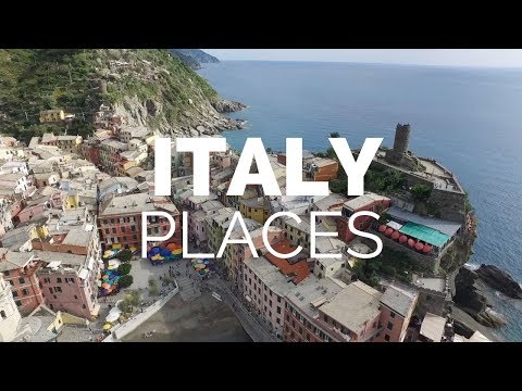 10 Best Places to Visit in Italy - Travel Video