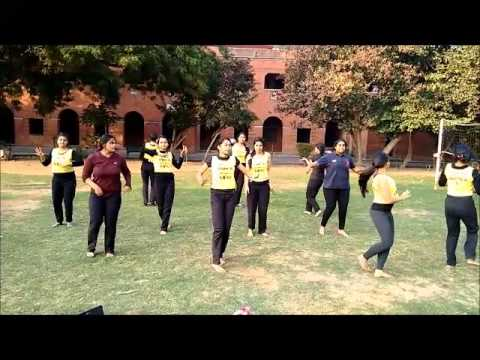 Lady Irwin College video cover1