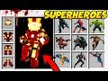 JAK ZOSTAĆ SUPERBOHATEREM W MINECRAFT! | SUPERHEROES UNLIMITED MOD!