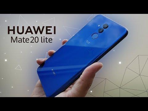 Смартфон HUAWEI Mate 20 Lite 4GB/64GB черный