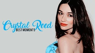 Crystal Reed [HUMOR] | Now I Have The Power!
