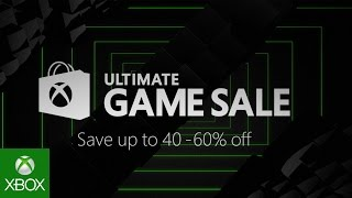 Ultimate Game Sale 2016