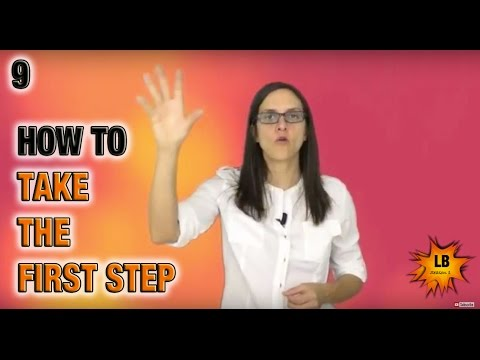 , title : 'How To Take The First Step   In 3 Minutes - Life Booster #9. Season 1