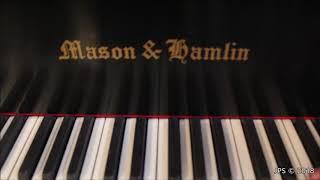 "1922 Mason And Hamlin A 5'8""  (Golden Age)"
