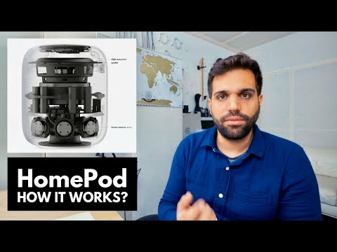 HomePod - HOW IT SENSES YOUR ROOM - the tech behind the new Apple speaker