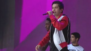 Austin Mahone - Mmm Yeah (Summertime Ball 2014)