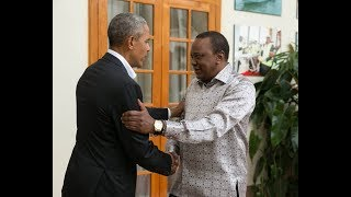 Barack Obama awasili nchini huku wakaazi wa Siaya wakimngoja kwa hamu I Siasa za Kanda