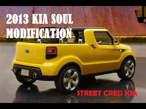 Street Cred Kia - Never Before Seen Mod!