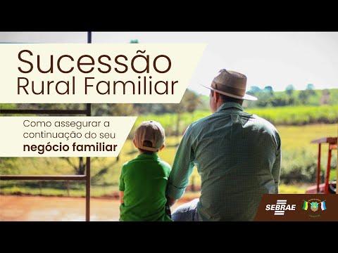 LIVE – Sucessão Rural Familiar