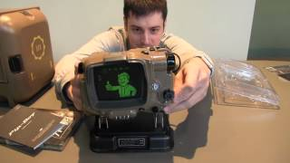 Fallout 4 Pip-Boy Edition UNBOXING!