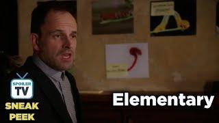 """Sneak peek 1 6.17 """"Elementary"""" - CBS"""