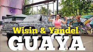 GUAYA   Wisin & Yandel | ZUMBA Fitness | Dance Choreo