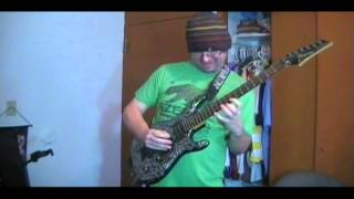 What Breaks a Heart Joe Satriani cover