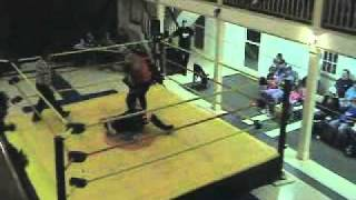 New KZW 2-5-11 Ky Stud versus Christian Skyfire Us Title Match