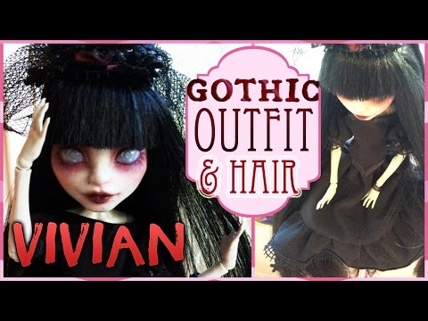 Download Vivian Monster High Rochelle Haircut And Outfit