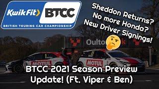 BTCC Calendar 2021 Download