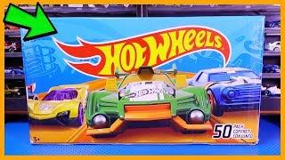 Hot Wheels Super 50 Pack Unboxing
