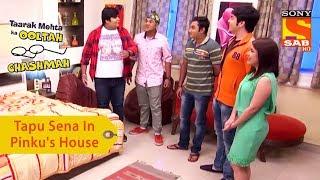 Your Favorite Character | Tapu Sena In Pinku