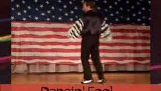 DANCIN' FOOL  (Line Dance) -  DEMO