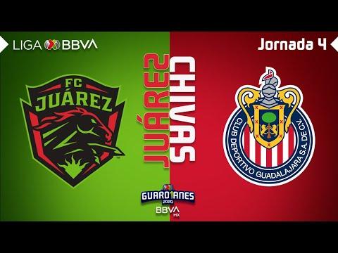 Resumen   Juárez 0 – 2 Guadalajara   Liga MX – Guardianes 2020 – Jornada 4   LIGA BBVA MX
