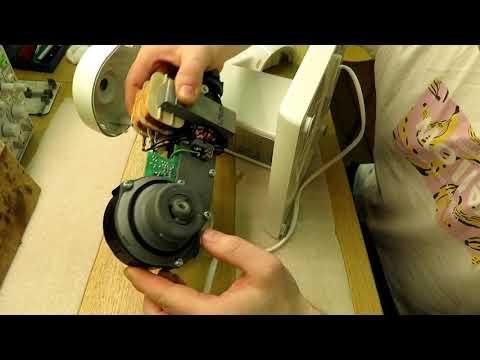 Ремонт кухонного комбайна Bosch ProfiMixx47 - отключается через 5 секунд