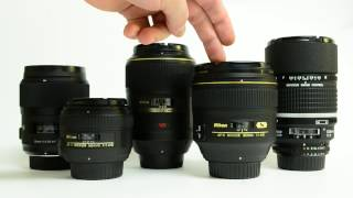 My Current Prime Lens Collection for Nikon - A Discussion