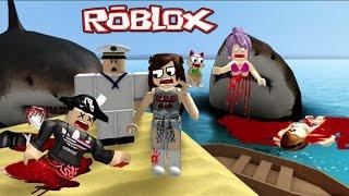 Roblox หนีตาย ทะเลมรณะ.. [ N.N.B CLUB ] Dead sea