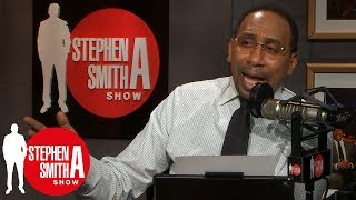 Caller angry Stephen A. won't give Fitzpatrick credit for Fitzmagic | Stephen A. Smith Show | ESPN