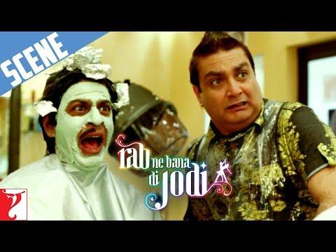 Download Scene: Suri's Unexpected MakeOver In Taani's Love | Rab Ne Bana Di Jodi |  Shah Rukh Khan HD Mp4 3GP Video and MP3