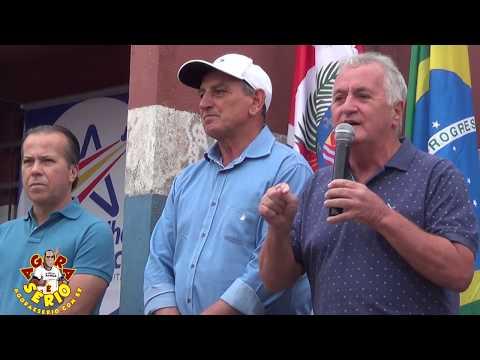 Olimpíadas dos Trabalhadores 2018 de Juquitiba com Vice Prefeito Bernardo