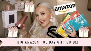 AMAZON HOLIDAY GIFT GUIDE