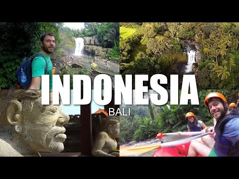 Happy Traveller In Bali, Indonesia | FULL