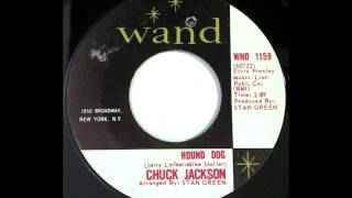 Chuck Jackson - Hound Dog (Elvis Presley / Big Mama Thornton Cover)