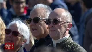 Papa Francisco - Oracão do Angelus 2019-02-17