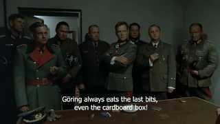 Goebbels wants pizza