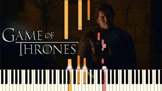Jenny of Oldstones - Game of Thrones | Piano Tutorial (Synthesia)