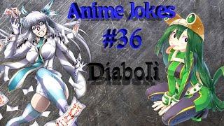 Аниме приколы под музыку | Аниме моменты под музыку | Anime Jokes № 36