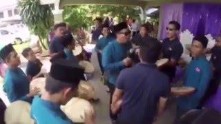 Kompang Sri Delima Subang - Cintaku Seratus Persen