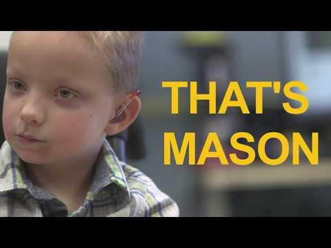 "Mason ""THE MAYOR"""