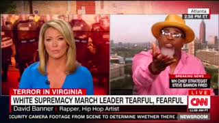 David Banner Delivers History Lesson On CNN