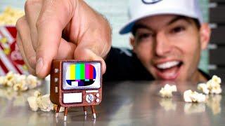 World's Smallest TV   OT 30