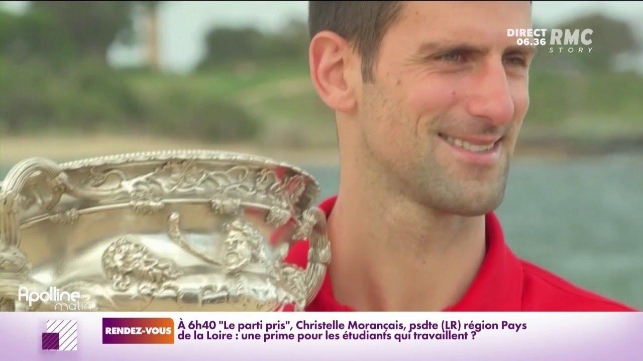 Tennis: non-vacciné, Novak Djokovic pourrait renoncer à l'Open d'Australie