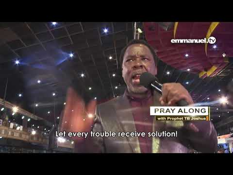 BE POSITIONED FOR HEALING!!! | TB Joshua Viewers Prayer - игровое