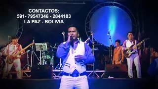 TE AMO TANTO - BANDA TRACK - Full HD - 2015 -  tel. 591- 79547346 - 2844183 - La Paz - Bolivia