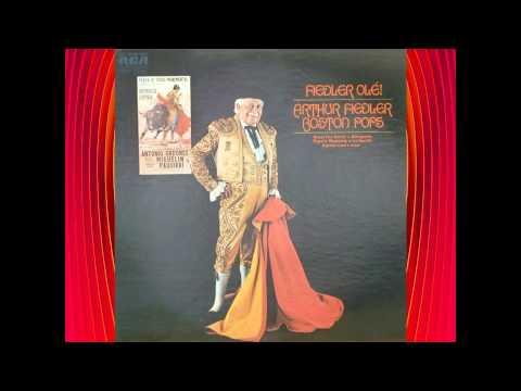 Goyescas: Intermezzo (Granados) - Fiedler, Boston Pops