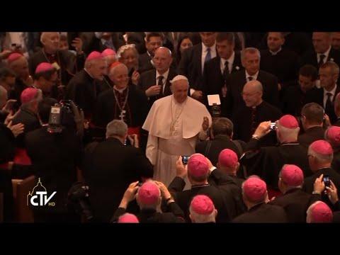 Rencontre avec les évêques des Etats-Unis d'Amérique