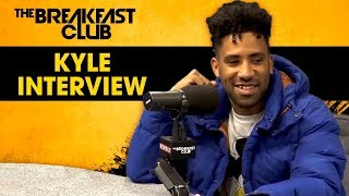 The Breakfast Club - Kyle Talks About Childhood Challenges, Netflix Movie, Kehlani, New Music + More