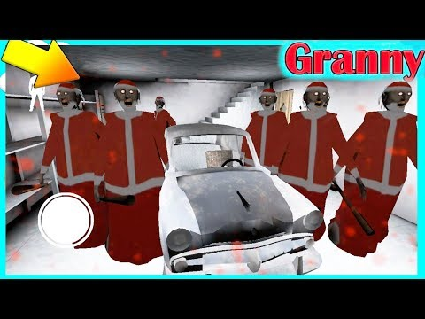 Granny The Horror Game Animation    Part 24 (видео)